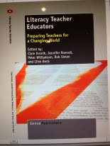 Literacy Teacher Educators book cover