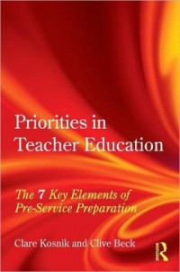 Image of Priorities in Teacher Education book cover
