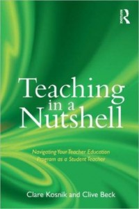 Image of Teaching in a Nutshell book cover