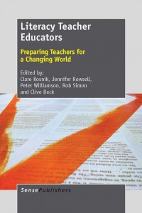 Image of Literacy Teacher Educators book cover