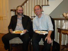 Tim Fletcher and Shawn Bullock