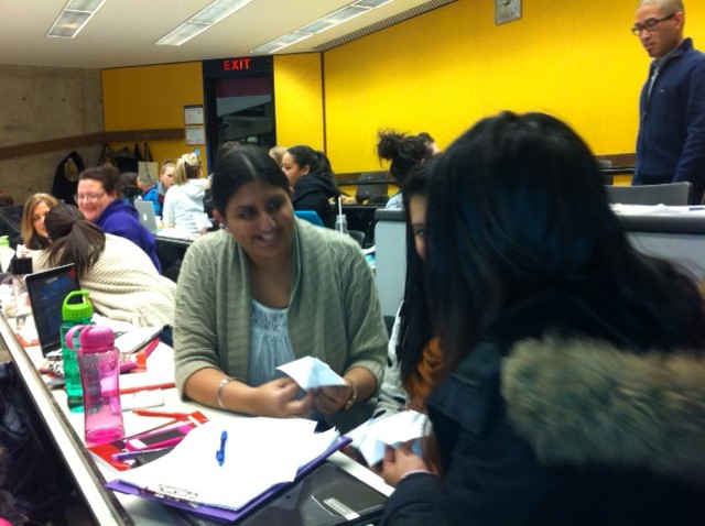 Collaborative Classroom Discussions ~ Experimenting with collaborative discussion strategies
