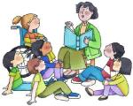 Image Children_clipart_reading_circle-315x254