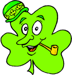 Image Shamrock_with_Pipe