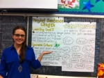 Justine's anchor charts