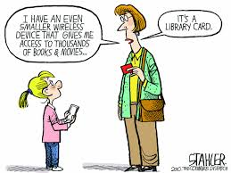 Are Public Libraries a thing of the past?