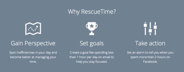 Image taken from Rescue Time's website