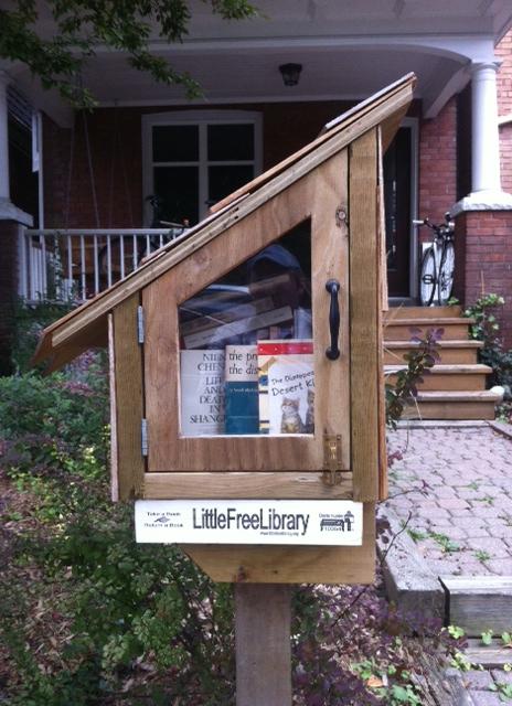 A Community Literacy Initiative