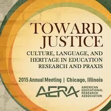 returned from another american educational research association aera ...