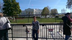 me @ the White House