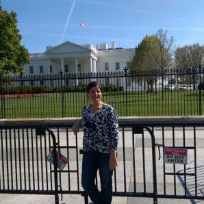 me @ the White House